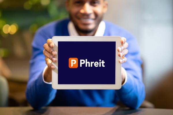 Sample branding #3 for Phreit