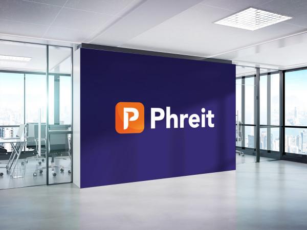 Sample branding #1 for Phreit