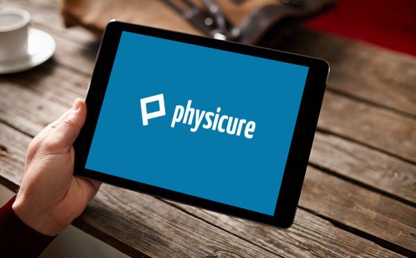 Sample branding #2 for Physicure