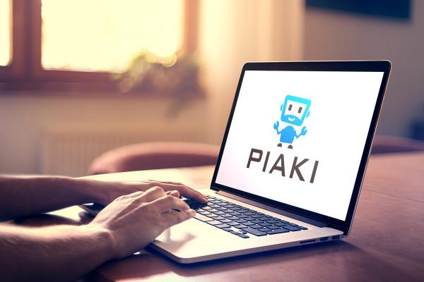 Sample branding #2 for Piaki