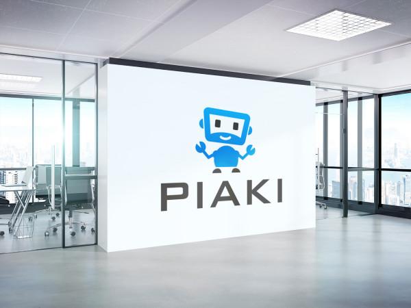 Sample branding #1 for Piaki
