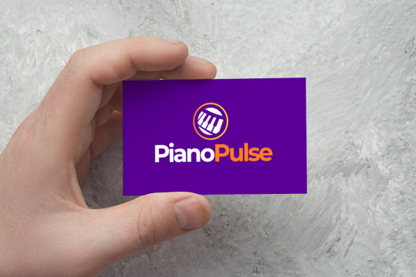 Sample branding #3 for Pianopulse