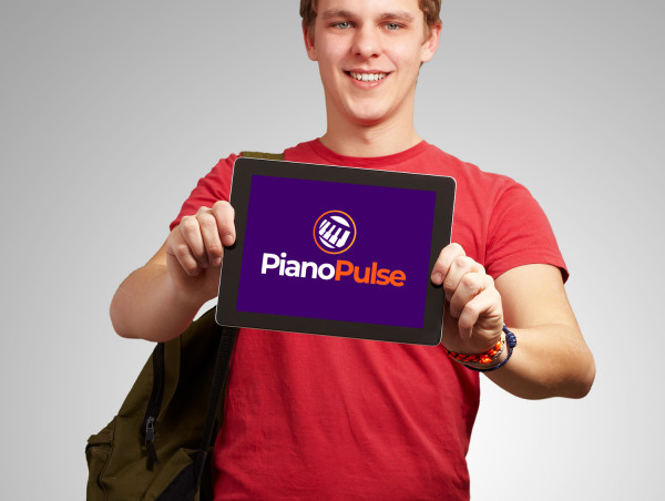 Sample branding #2 for Pianopulse