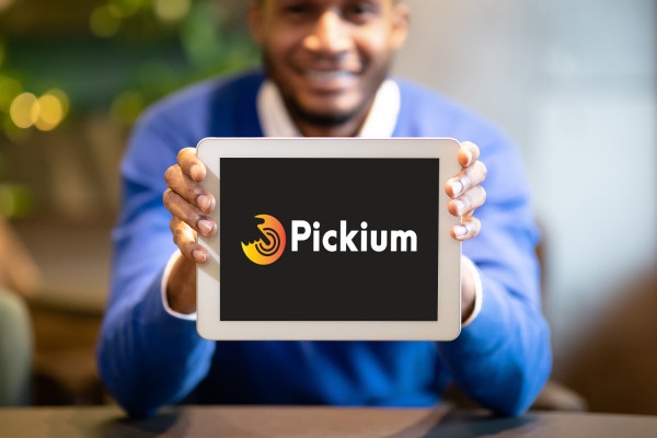 Sample branding #1 for Pickium
