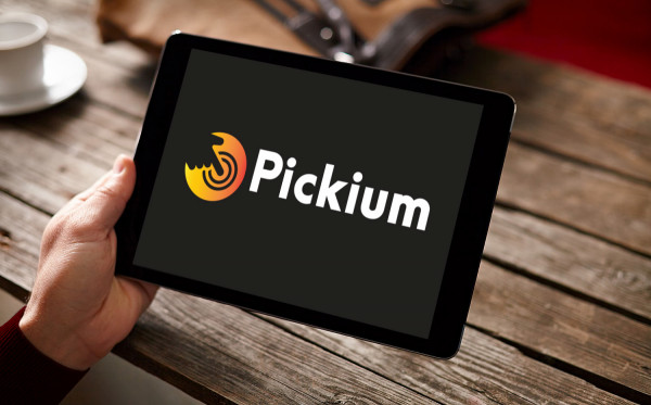 Sample branding #2 for Pickium