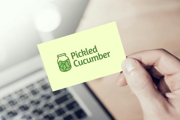 Sample branding #2 for Pickledcucumber
