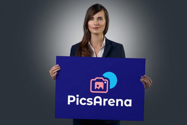 Sample branding #3 for Picsarena