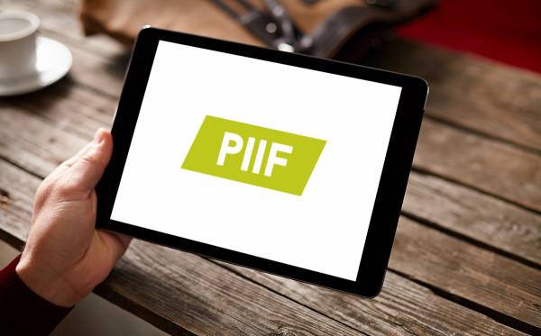 Sample branding #2 for Piif