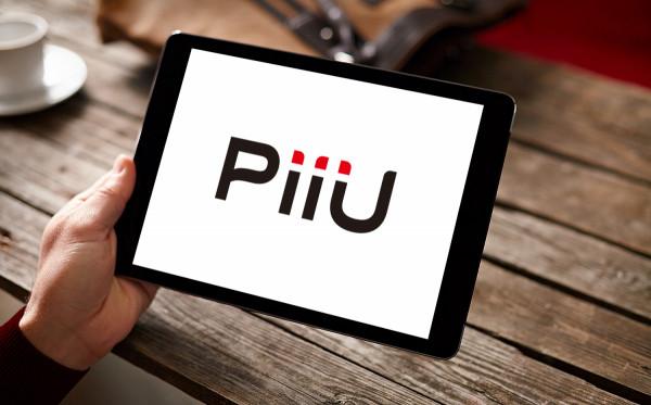 Sample branding #1 for Piiu