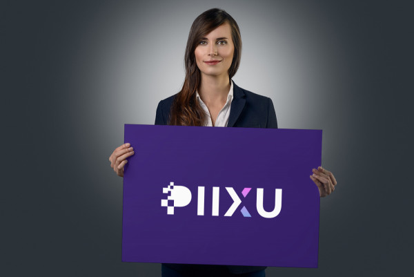 Sample branding #1 for Piixu