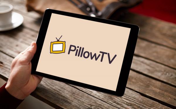 Sample branding #1 for Pillowtv