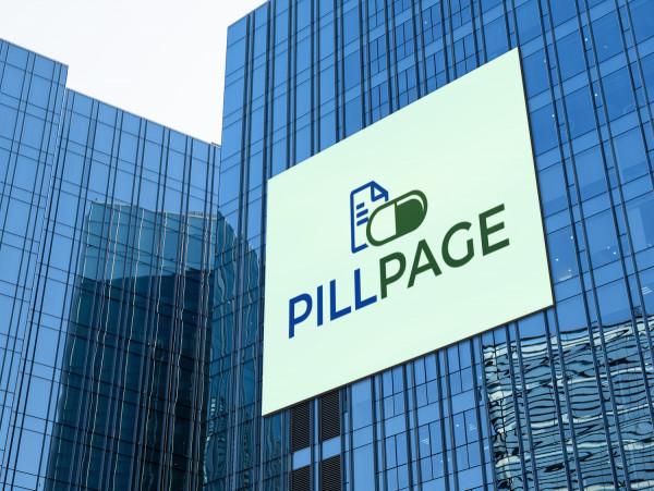 Sample branding #2 for Pillpage
