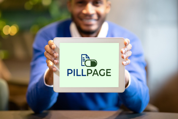 Sample branding #3 for Pillpage