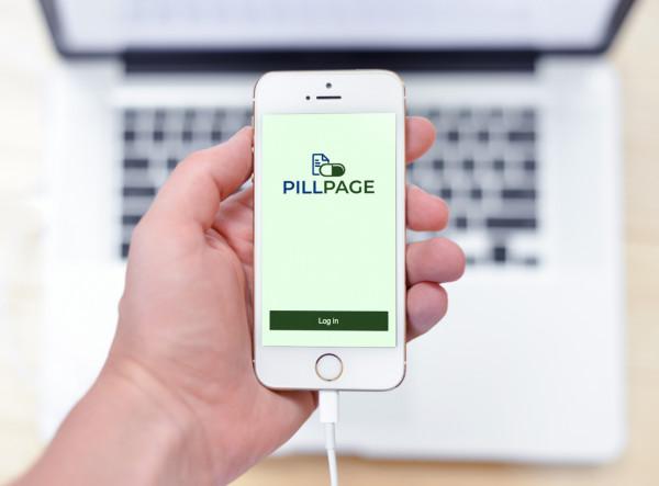 Sample branding #1 for Pillpage