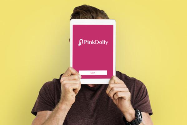 Sample branding #3 for Pinkdolly