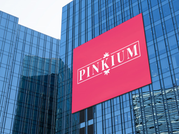 Sample branding #1 for Pinkium