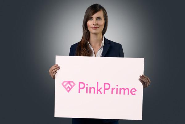 Sample branding #3 for Pinkprime