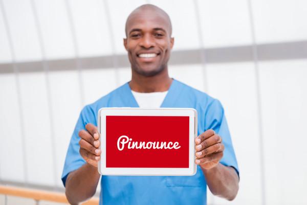 Sample branding #3 for Pinnounce