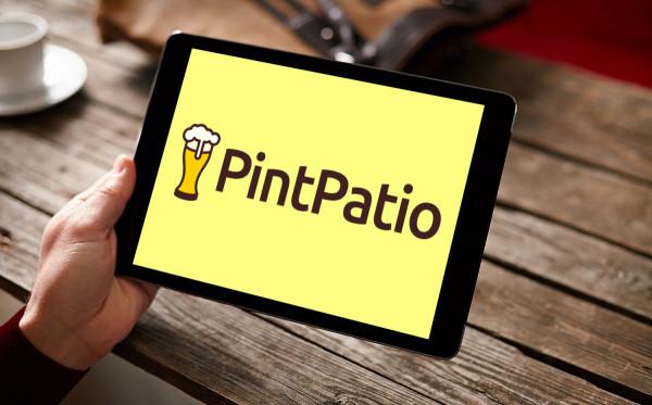 Sample branding #1 for Pintpatio