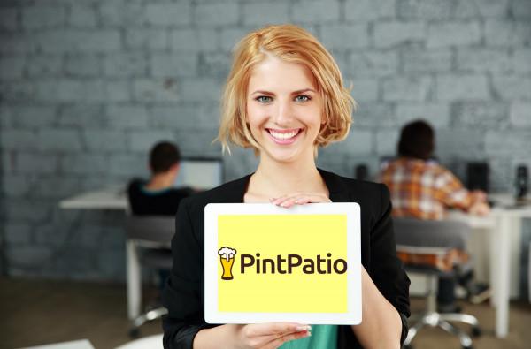 Sample branding #2 for Pintpatio