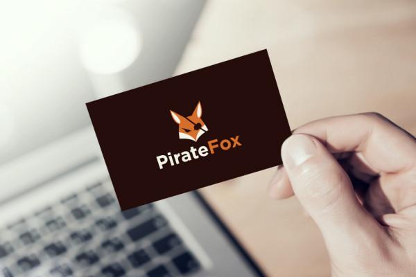 Sample branding #3 for Piratefox