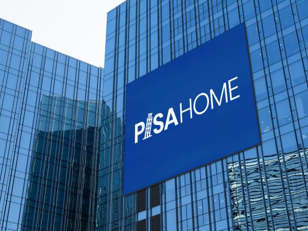 Sample branding #3 for Pisahome