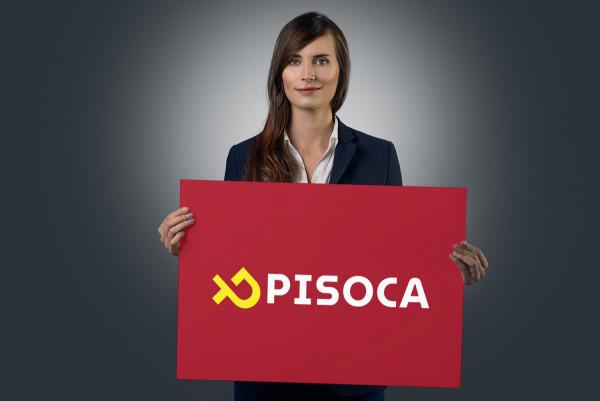 Sample branding #1 for Pisoca