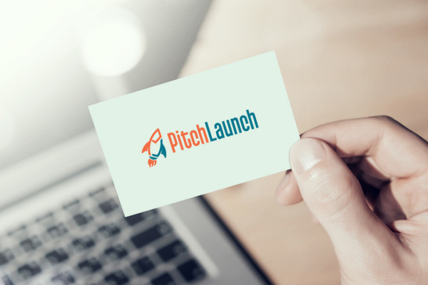Sample branding #3 for Pitchlaunch
