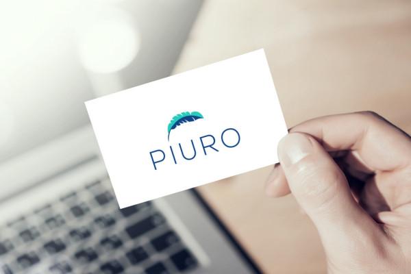 Sample branding #1 for Piuro