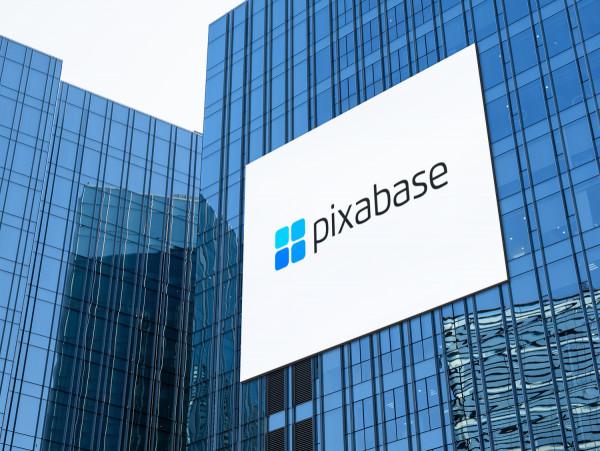 Sample branding #2 for Pixabase