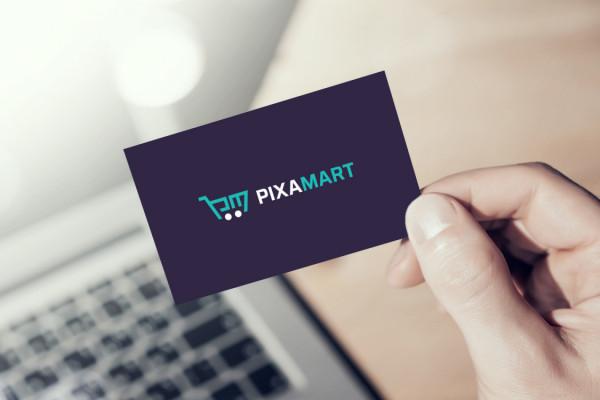 Sample branding #1 for Pixamart