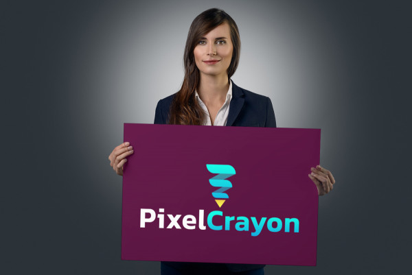 Sample branding #2 for Pixelcrayon