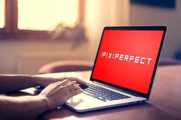 Sample branding #3 for Pixiperfect