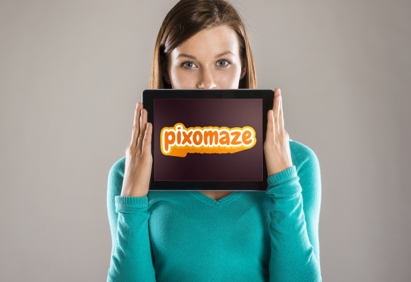 Sample branding #1 for Pixomaze