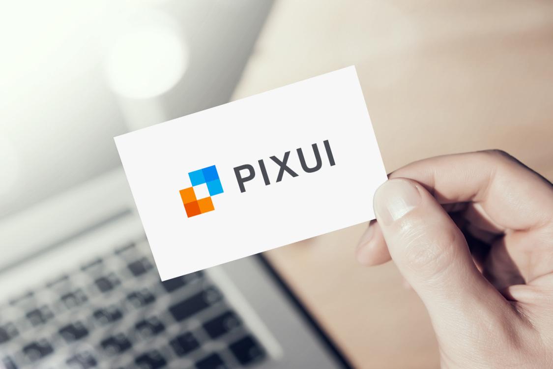 Sample branding #3 for Pixui