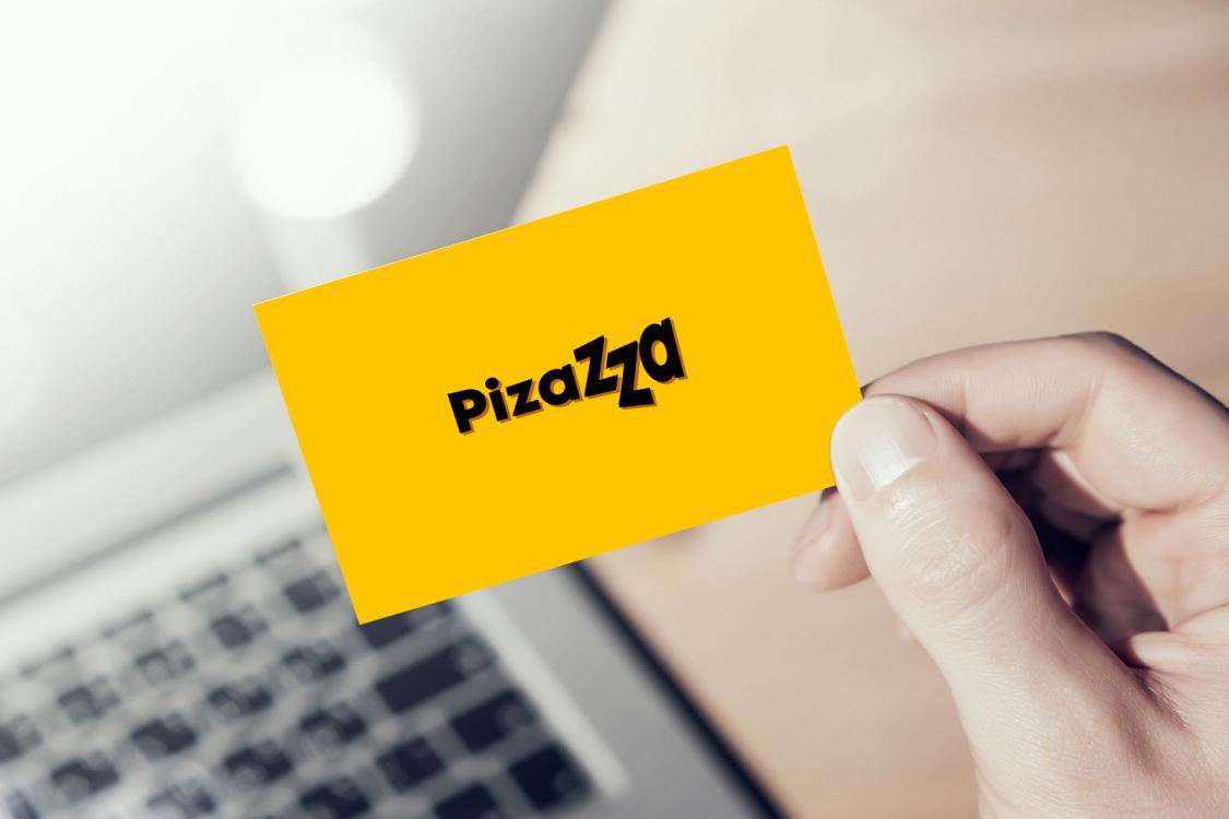 Sample branding #1 for Pizazza