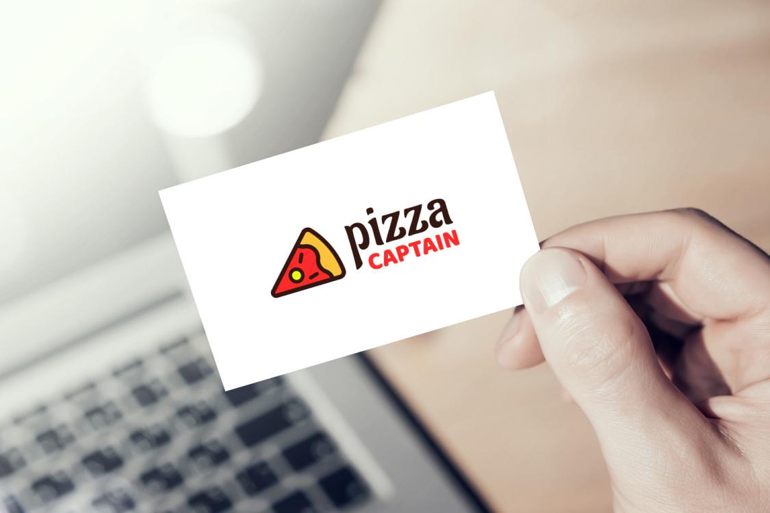 Sample branding #2 for Pizzacaptain