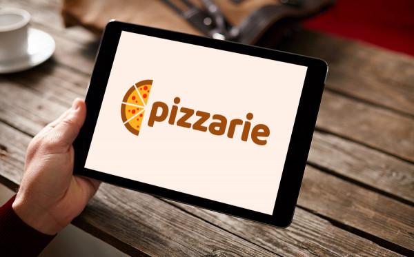 Sample branding #1 for Pizzarie