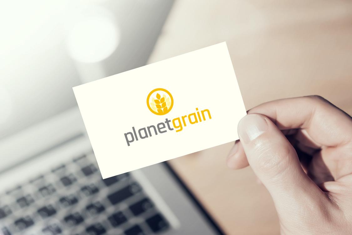 Sample branding #1 for Planetgrain