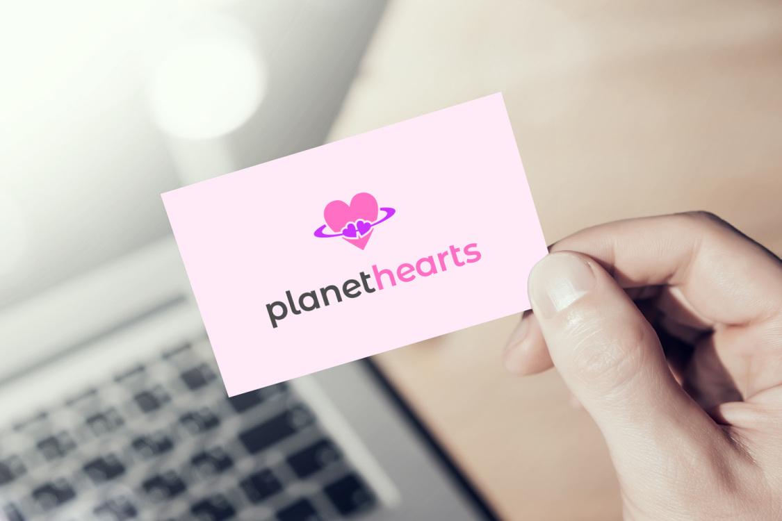 Sample branding #2 for Planethearts