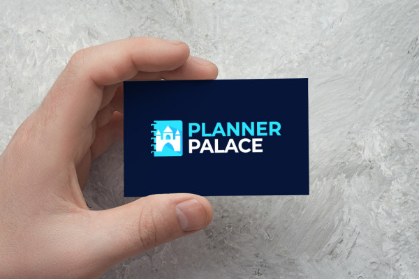 Sample branding #2 for Plannerpalace