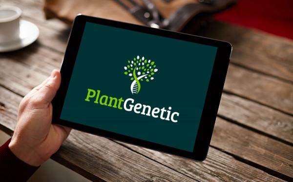 Sample branding #3 for Plantgenetic