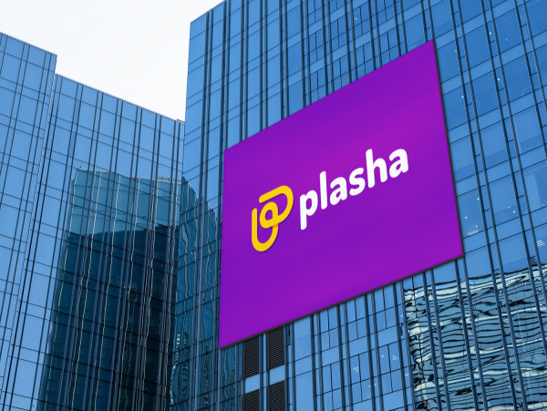 Sample branding #2 for Plasha