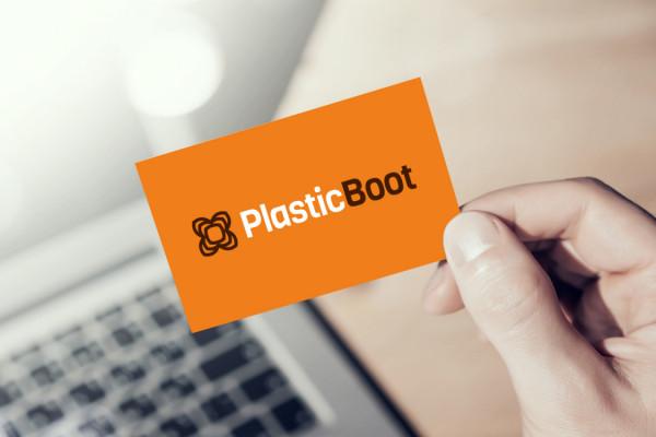 Sample branding #2 for Plasticboot