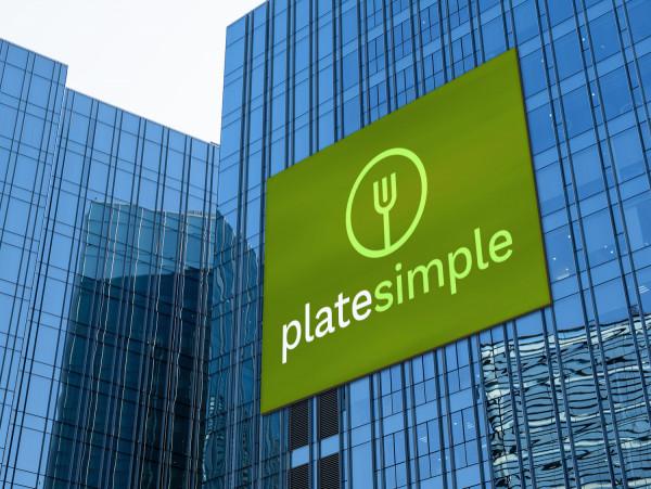 Sample branding #3 for Platesimple