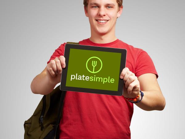 Sample branding #1 for Platesimple