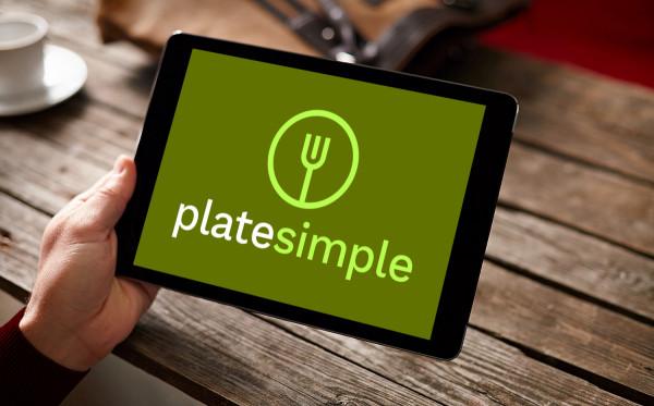 Sample branding #2 for Platesimple