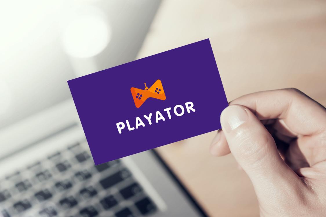 Sample branding #3 for Playator