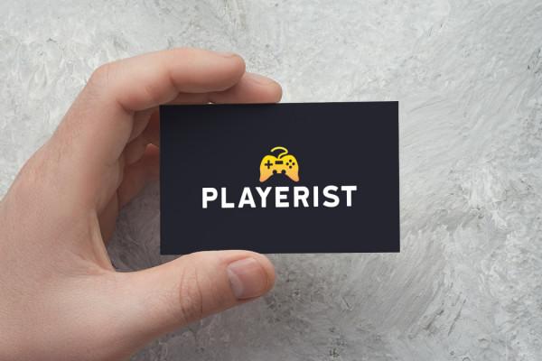 Sample branding #2 for Playerist