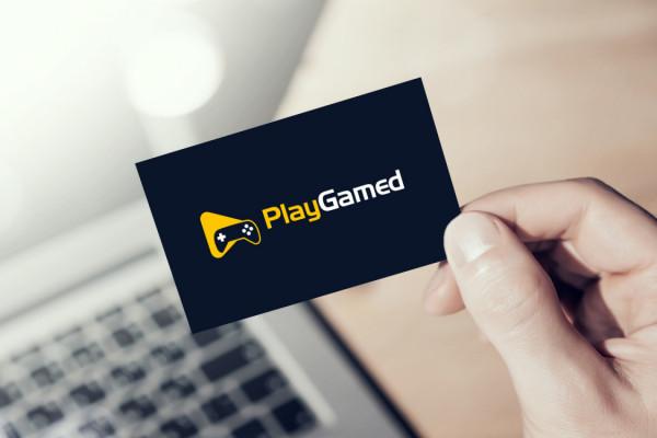 Sample branding #3 for Playgamed